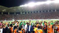 حاشیههای دیدار فینال جام حذفی