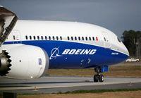 ورود اولین هواپیمای بویینگ سفارشی ایران به کشور +تکمیلی