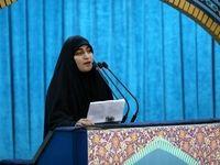 اولین پست اینستاگرامی دختر سردار سلیمانی بعد از شهادت پدرش +عکس