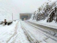 بارش برف و باران به نوار غربی کشور رسید