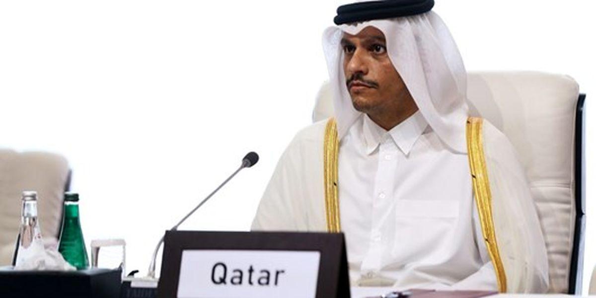 وزیر خارجه قطر پنجشنبه مهمان امیرعبداللهیان