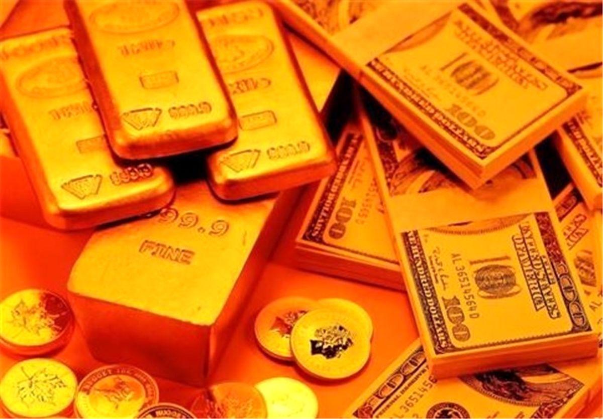 چرا امروز قیمت طلا و سکه اندکی بالا رفت؟