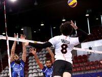 تیم والیبال ایران پس از 8 سال به ژاپن باخت