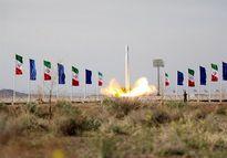 عبور ماهواره سپاه از فراز سرزمینهای اشغالی +عکس