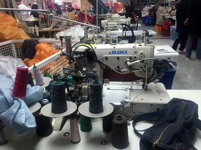 کاهش همزمان تعرفه واردات پوشاک و پارچه