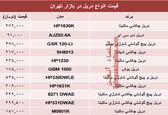 مظنه انواع دریل در بازار تهران چند؟ +جدول