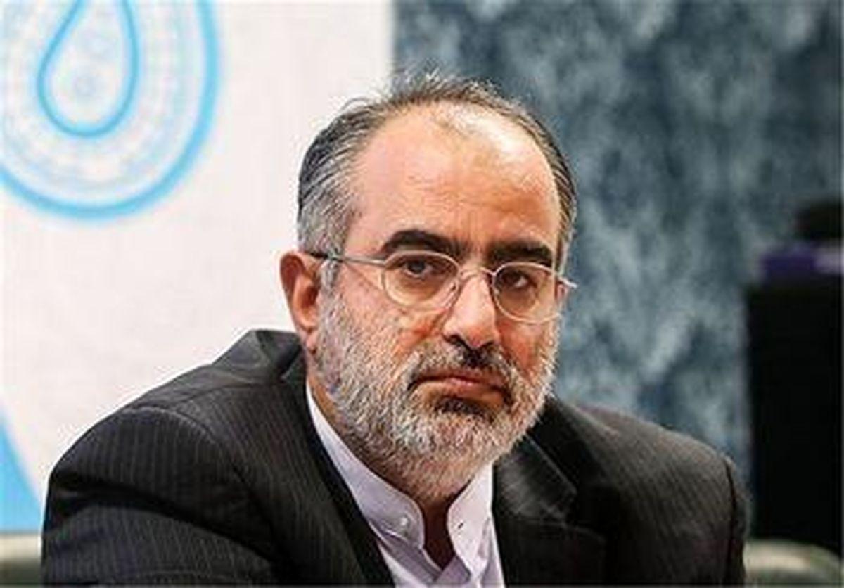 اولین واکنش حسام الدین آشنا به انتشار فایل صوتی ظریف