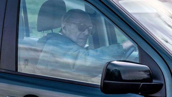 گواهینامه همسر 97 ساله ملکه انگلیس ضبط شد +عکس