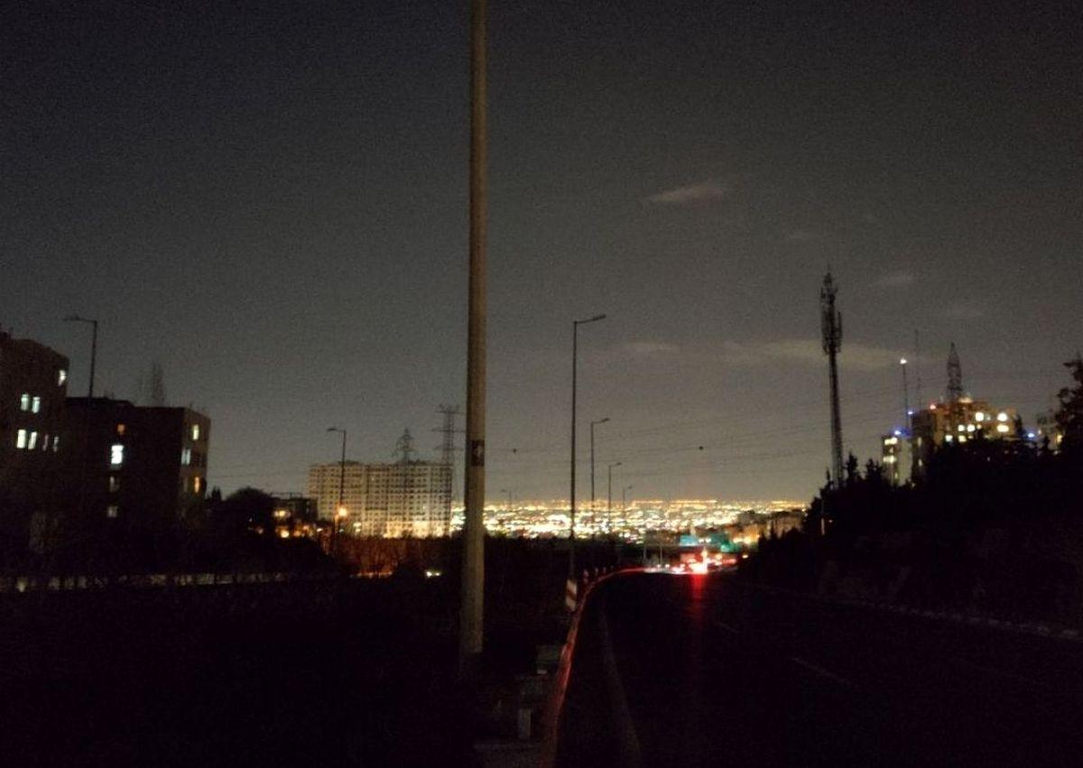 خاموشی خیابانها از امشب تمام شد