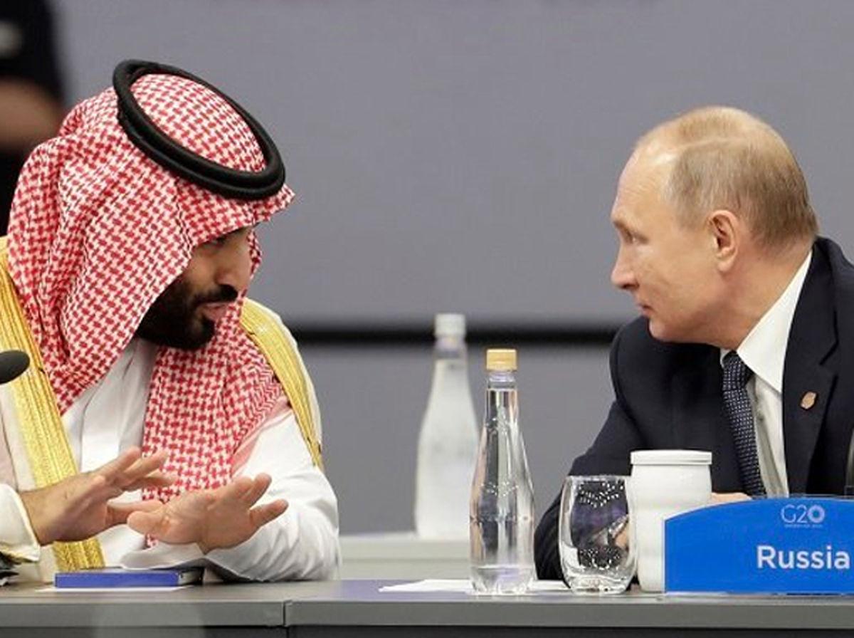 داد و فریاد پوتین و بنسلمان بر سر یکدیگر در یک تماس تلفنی
