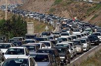 ترافیک سنگین در مسیرهای شمالی پایتخت