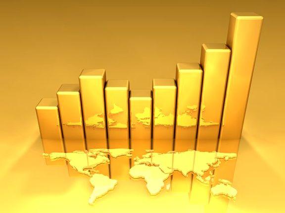 قیمت اونس طلا به  ۱۲۴۷دلار و ۹۲سنت رسید