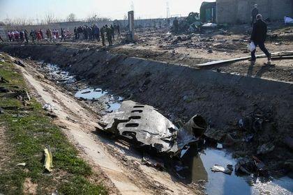 جزئیات جدید از حادثه هواپیمای اوکراینی +فیلم