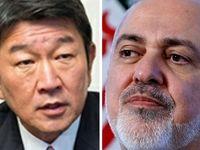 گفتگوی ظریف و همتای ژاپنی با محوریت مبارزه با کرونا