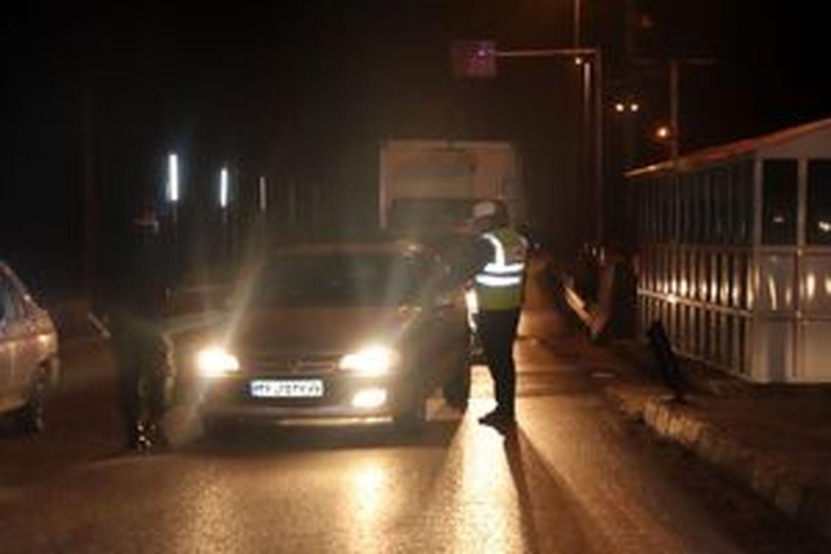 محدودیت های تردد شبانه در خوزستان برقرار است