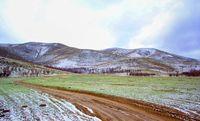 چهارمحال و بختیاری در قابِ زمستانیِ بهار +عکس