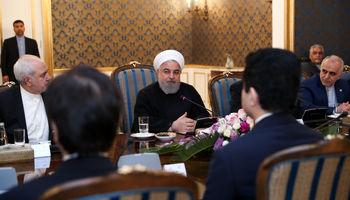 روحانی: ایران و ژاپن به فناوری صلح آمیز هستهای باور دارند +فیلم