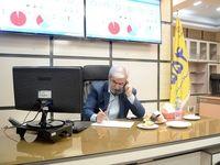 ارتباط مستقیم رئیس هیات مدیره بانک تجارت با مشتریان