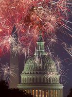 جشن تولد ۲۴۱سالگی آمریکا +تصاویر