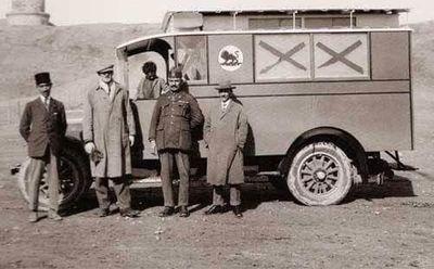 نخستین آمبولانسهای ایران +تصاویر