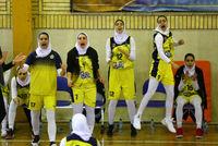 زنان والیبالیست ایران +عکس