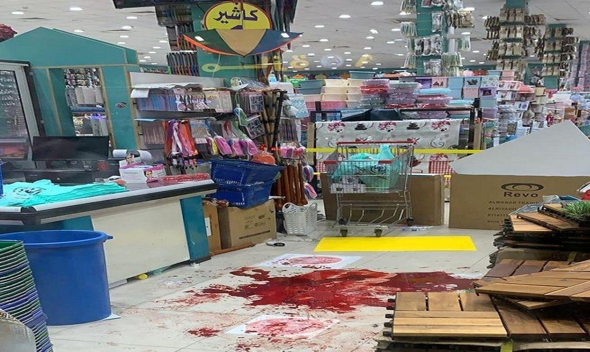 قتل در عربستان بر سر ماسک! +عکس