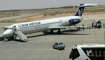 بیمار بد حال باعث فرود اضطراری پرواز مشهد در اصفهان شد
