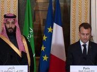 بن سلمان: در حمله نظامی به سوریه مشارکت میکنیم