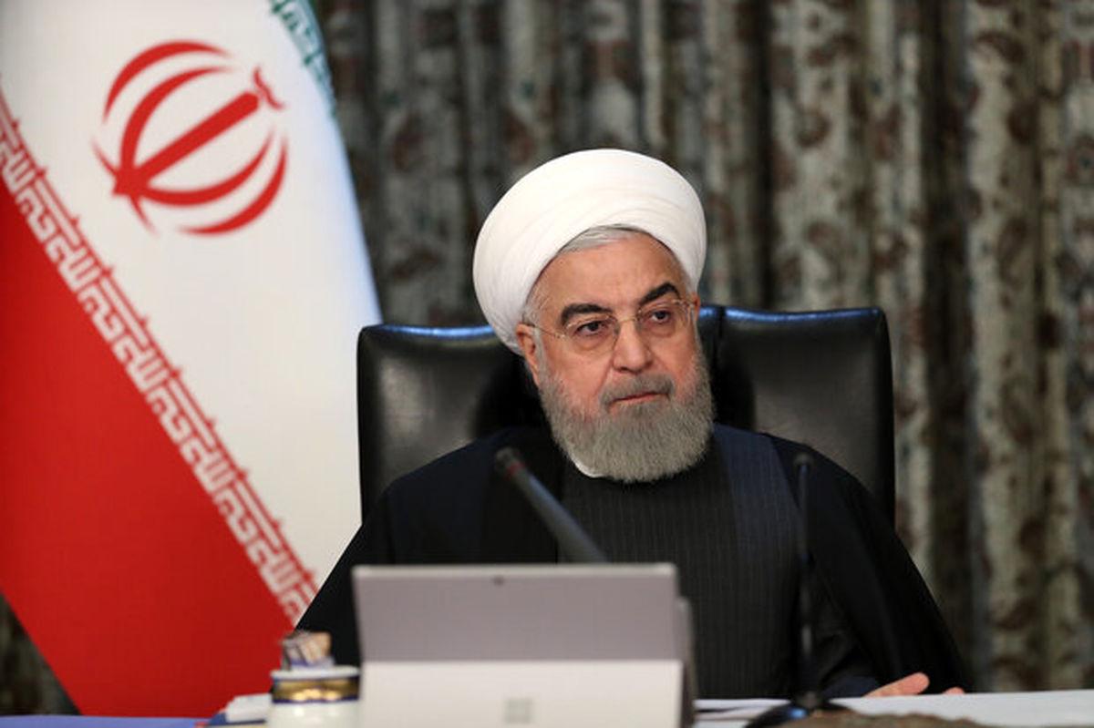 روحانی: ادامه تحریم تسلیحاتی عواقب وخیمی خواهد داشت/ رشد اقتصادی ما پس از برجام بینظیر بود