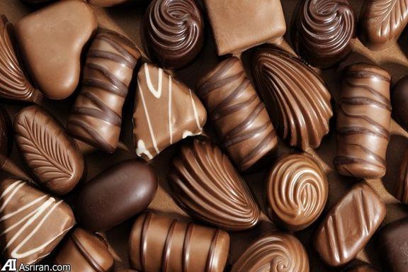 برای شاد بودن شکلات و تخم مرغ بخورید