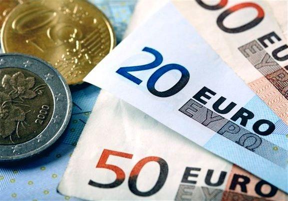 روند افزایشی نرخ رسمی یورو و پوند