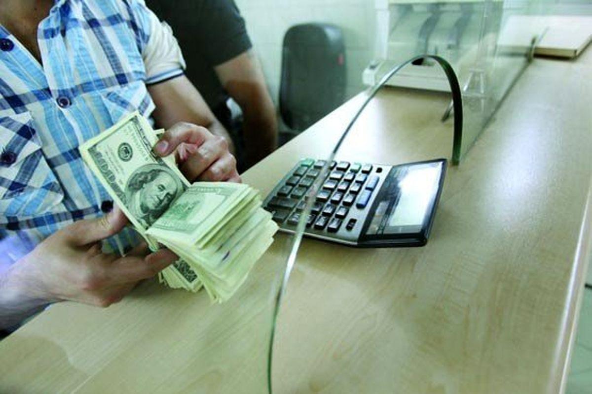 قیمت دلار در بازار آزاد آب رفت