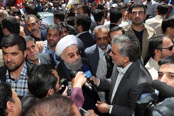 روحانی: ایران پاسخ قاطعی به آمریکا داد/ راه ملت ایران تداوم مییابد