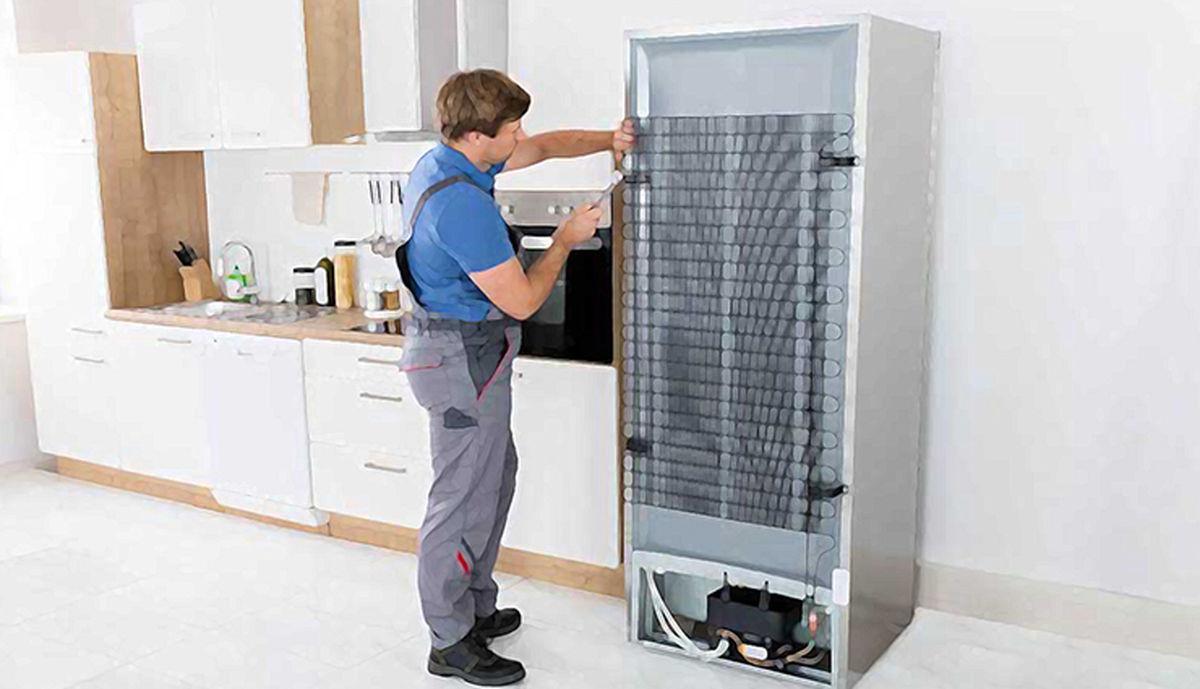 تعمیر یخچال و فریزر فقط با ثبت سفارش در اپلیکیشن کاردون!