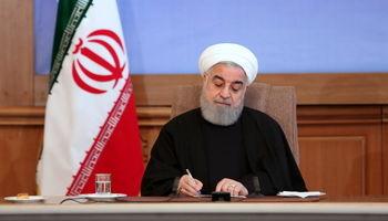 روحانی 2لایحه را به مجلس ارسال کرد