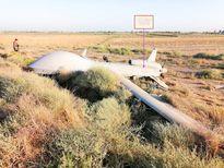 سقوط مشکوک پهباد پیشرفته آمریکا در عراق