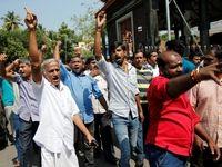 خشم هندوها از ورود زنان به معابد +تصاویر