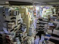 کتابهای لغو مجوز سر از انبار قاچاقچیان درآورد