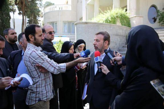 واعظی: روحانی تا زمان معین شد در مجلس حاضر میشود