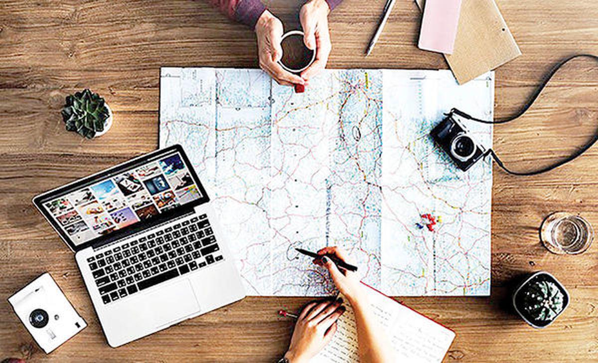 طرحریزی سفر برای پساموج
