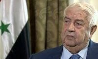 وزیر خارجه سوریه: روابط با ایران قابل چانهزنی نیست