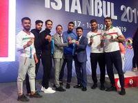 تیم ملی کاراته قهرمان لیگ جهانی شد