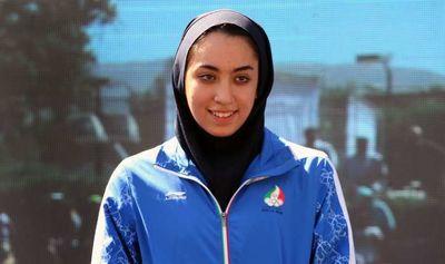 ابهام درباره حضور کیمیا علیزاده در مسابقات جهانی