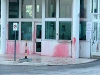سفارت آمریکا در یونان هدف حمله قرار گرفت