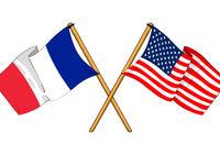 بالا گرفتن تنش مالیاتی میان آمریکا و فرانسه