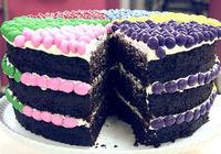 خط تولید مکانیزه کیک تولد +فیلم