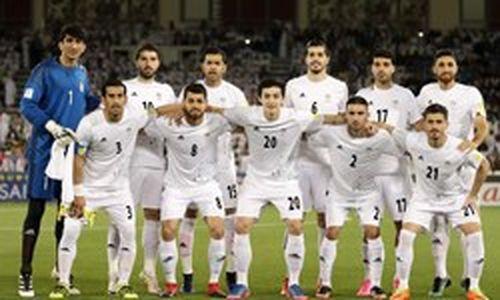 فوتبال ایران در رده ۳۶جهان ماند