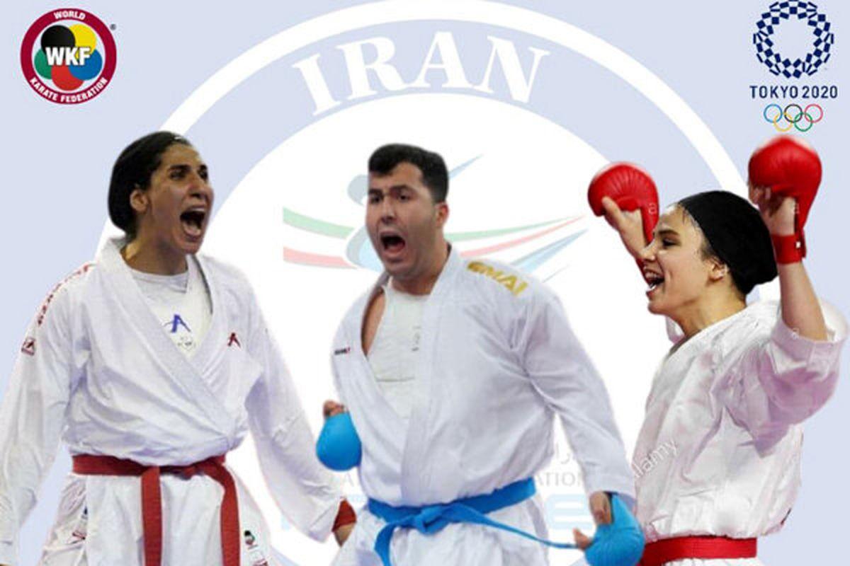ورزش ایران به روز پایانی المپیک رسید