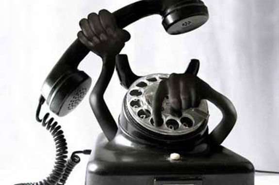 مزاحمتهای تلفنی عجیب