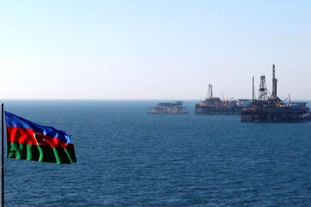 درآمد نفتی باکو درخزر بیش از136میلیارد دلار اعلام شد